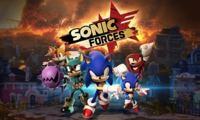 Sonic Forces Full PC Game Download
