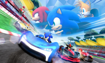 Team Sonic Racing Video game