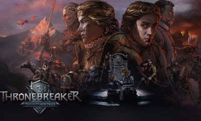 Thronebreaker: The Witcher Tales Video game