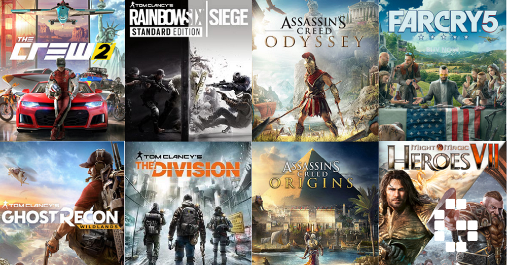 Ubisoft Video Game Company