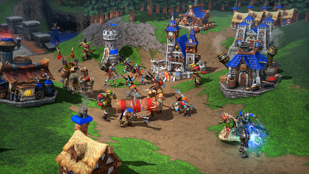 Warcraft III: Reforged Video Game