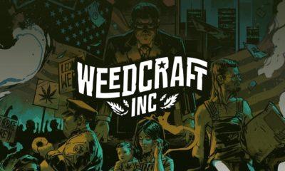 Weedcraft Inc Video game