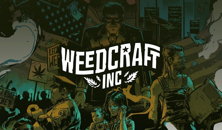 Weedcraft Inc Video game