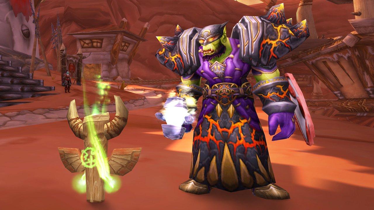 World of Warcraft Classic beta