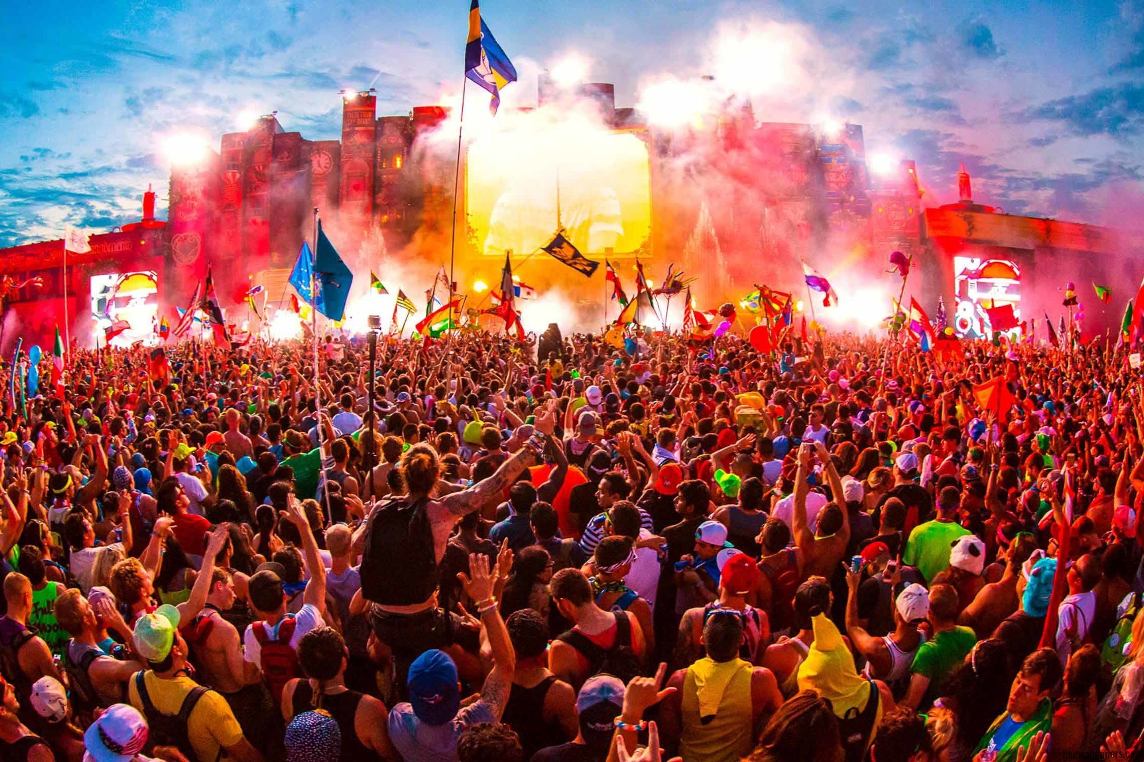 2019 Tomorrowland Event