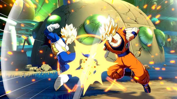 Dragon Ball FighterZ Video game