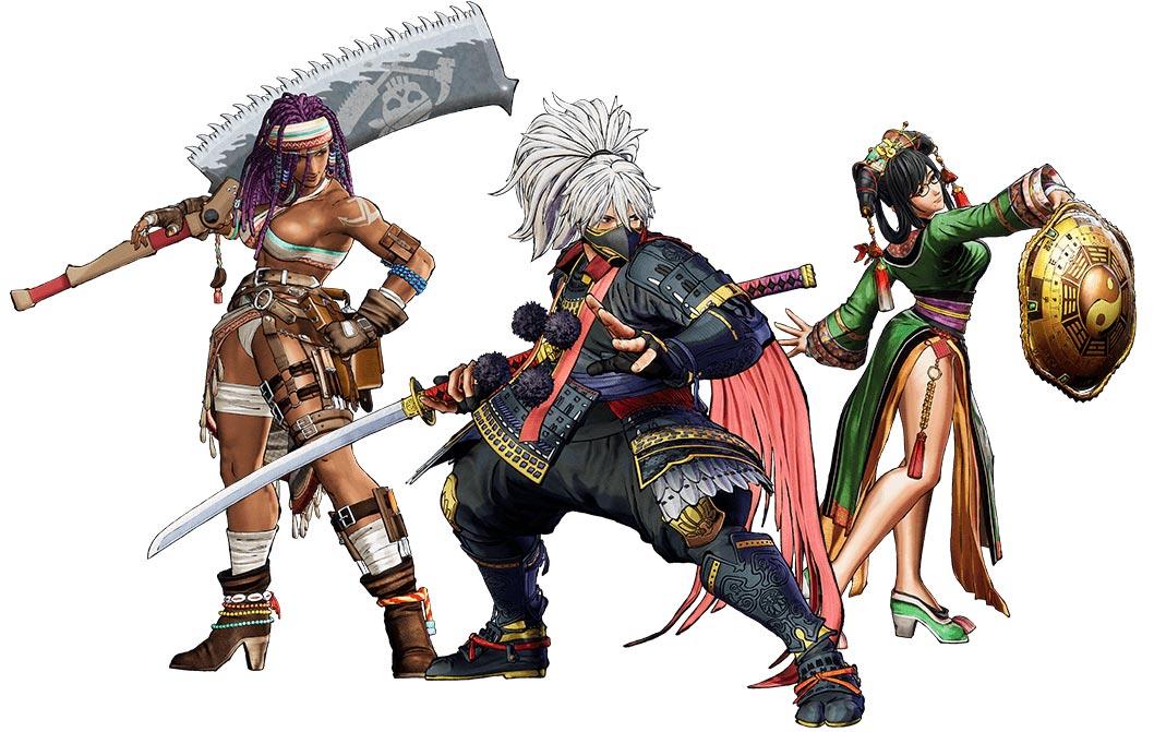 Samurai Shodown Video game series