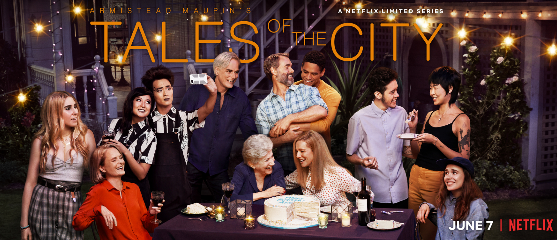 Tales of the City season 2