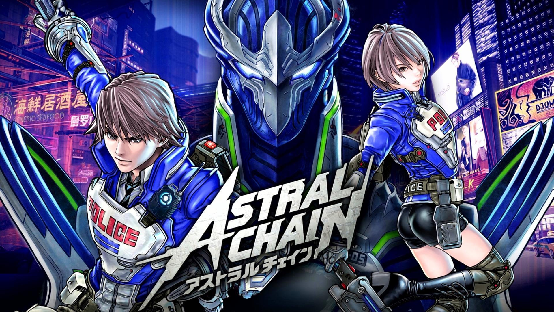Astral Chain Video game