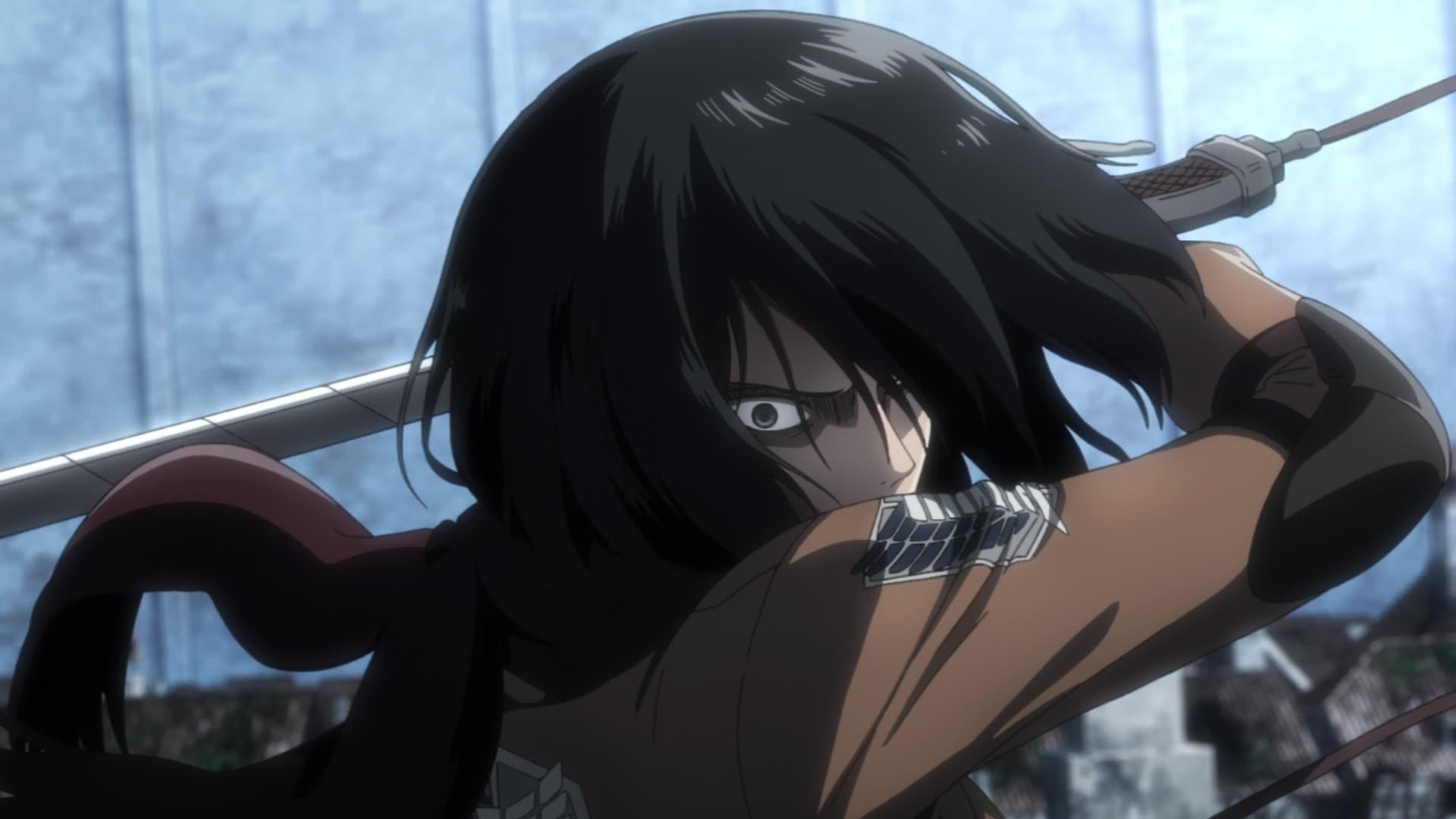 Attack on Titan Season 3 Part 2 Episode 8