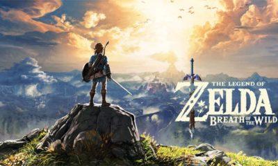 The Legend of Zelda: Breath Into The Wild