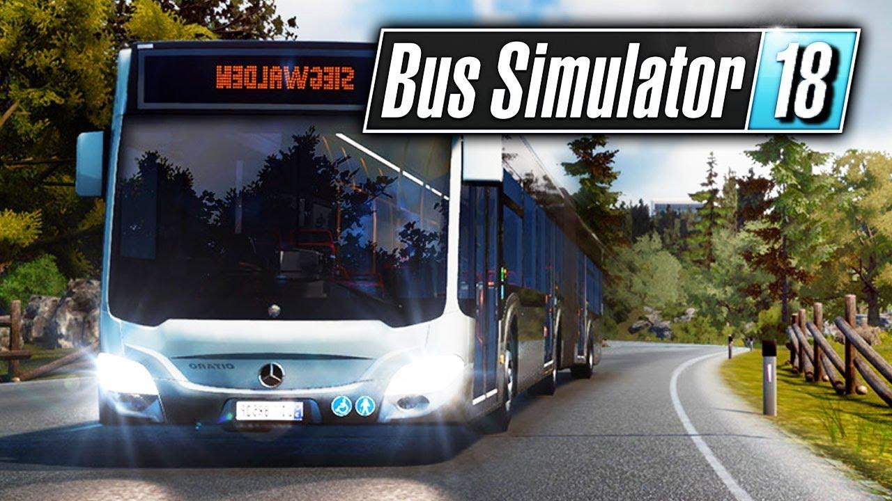 Bus Simulator 18 Full Version PC Game Download