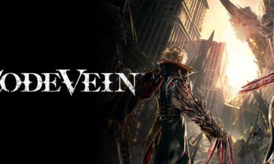 Code Vein Video Game