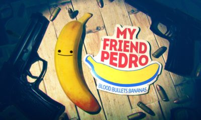 My Friend Pedro Video game