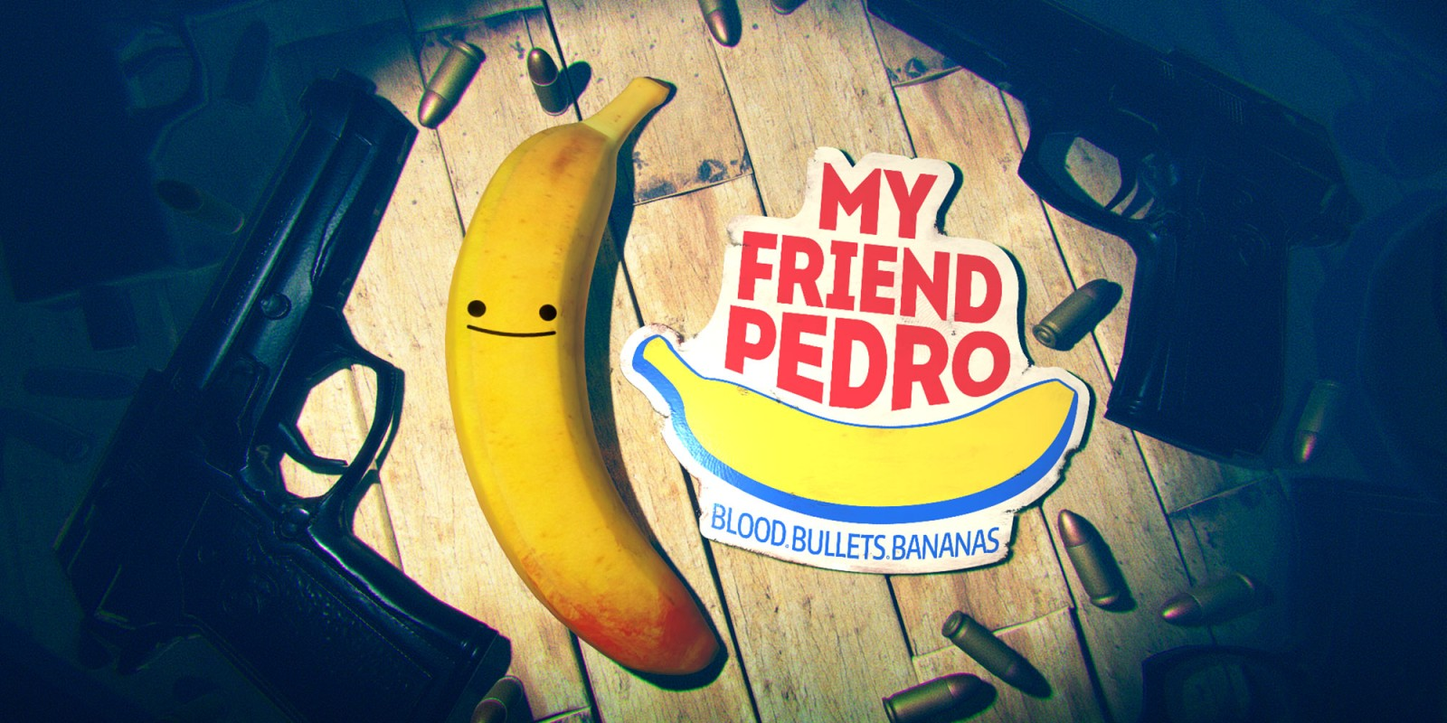 My Friend Pedro Video game