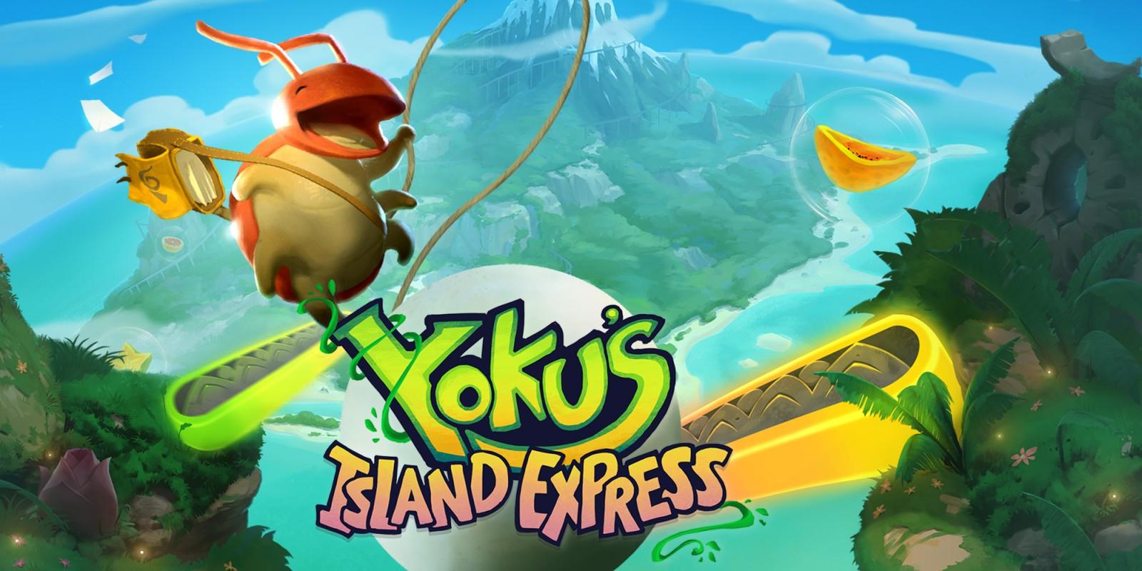 Yoku's Island Express Video game