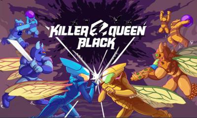 Killer Queen Black Video game