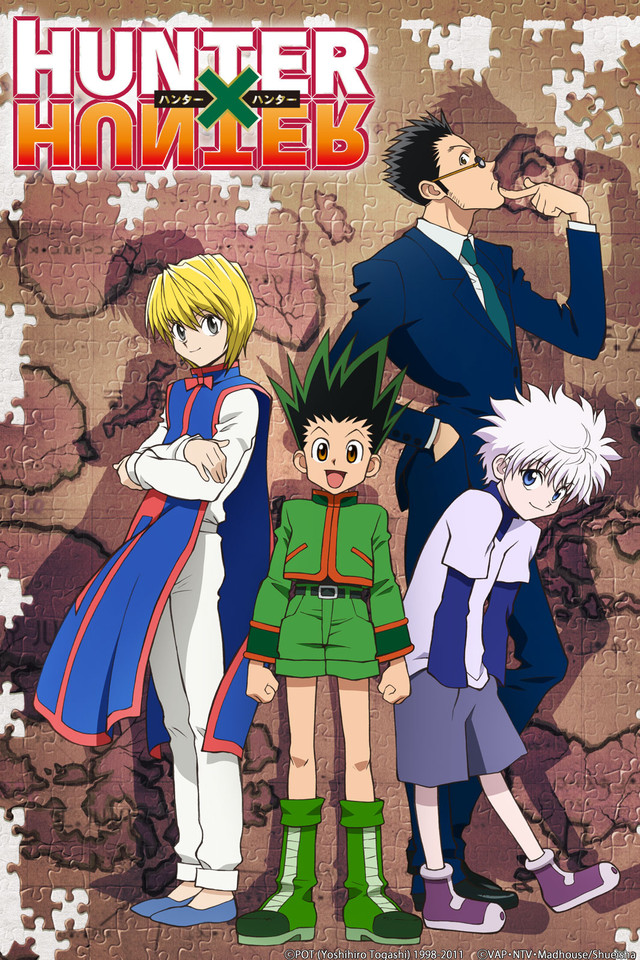 Hunter x Hunter Chapter 391