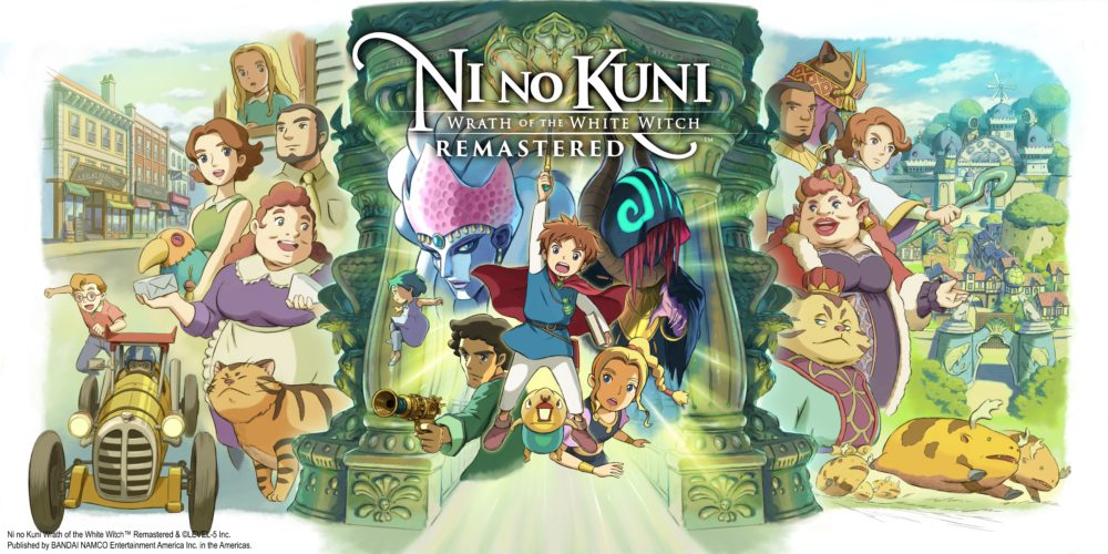 Ni no Kuni Video game series
