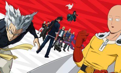 One Punch Man TV program