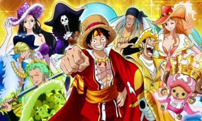 One Piece's Wano Arc