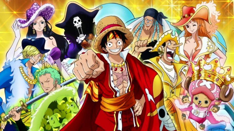 One Piece's Wano Arc