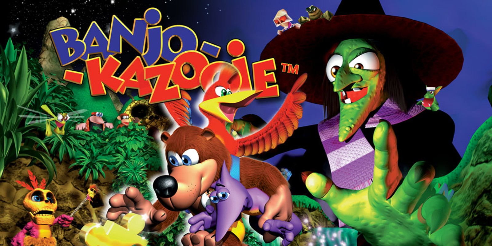 Banjo-Kazooie Video game