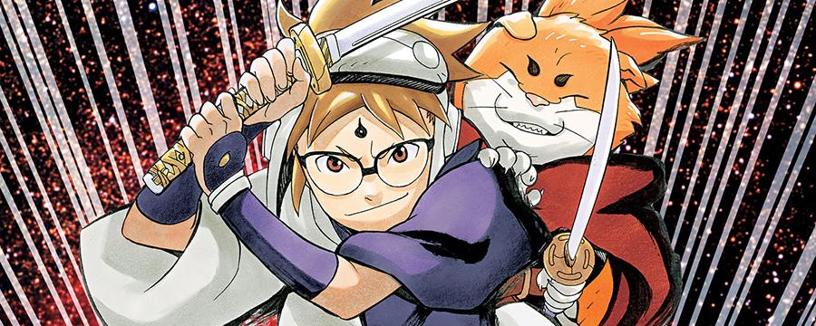 Samurai 8 Chapter 7