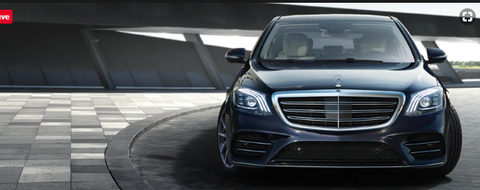 Mercedes S-Class 2020