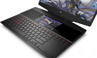 HP Dual-Screen Gaming Laptop
