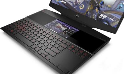 HP Dual-Screen Gaming Laptop