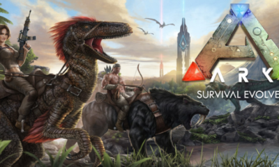 ARK: Survival Evolved Survival game