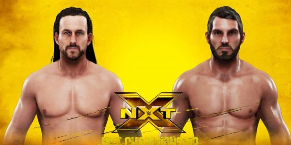 WWE 2K19 NXT TakeOver 25 Calculation