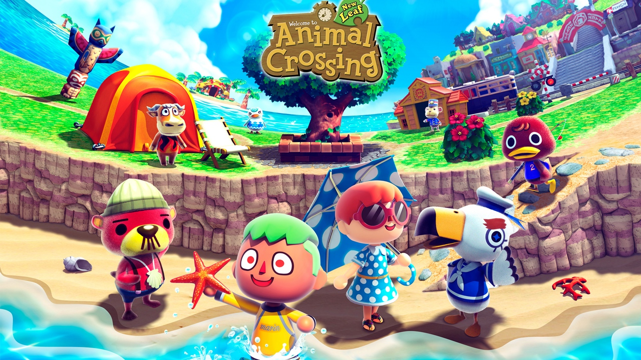 Nintendo Animal Crossing Series