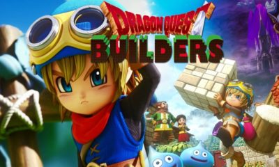 Dragon Quest Builders 2 Video game