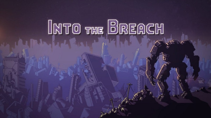 Into the Breach Video game