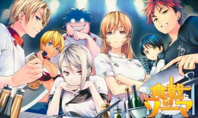 Food Wars!: Shokugeki no Soma Season 4