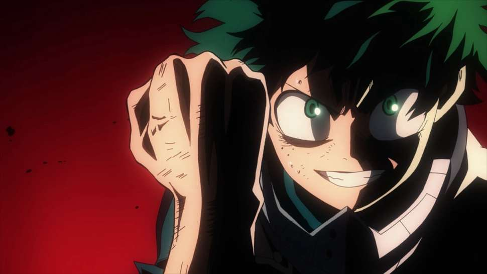 'My Hero Academia' Season 4