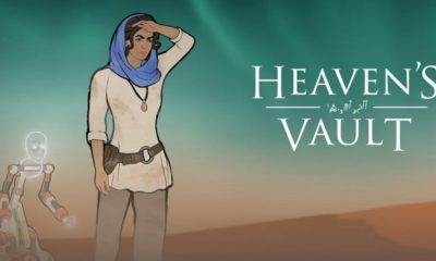 Heaven's Vault Video game
