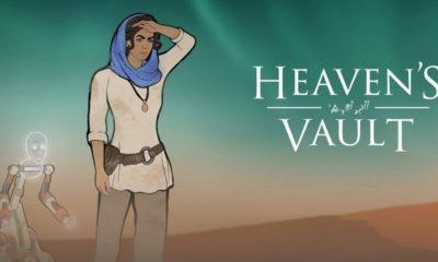 Heaven's Vault Video game