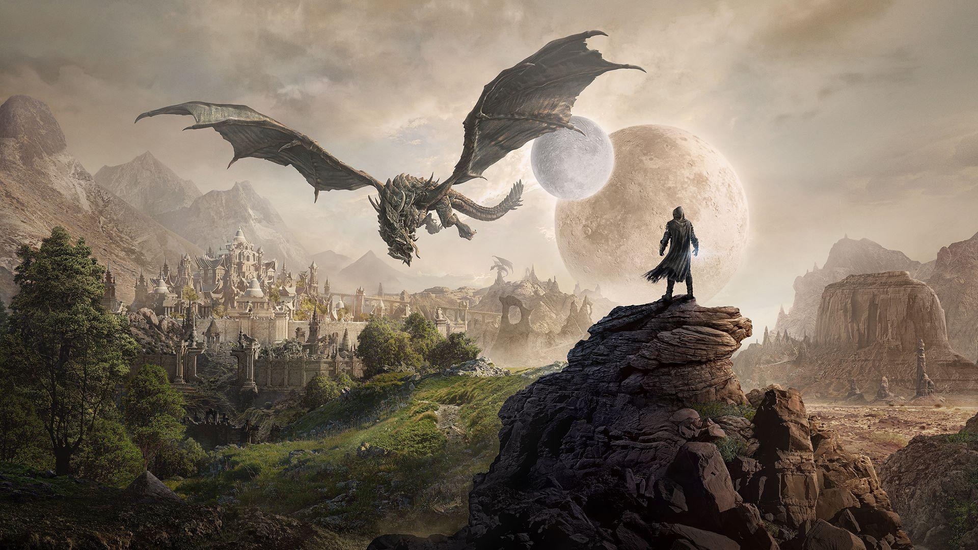 The Elder Scrolls Online Online game