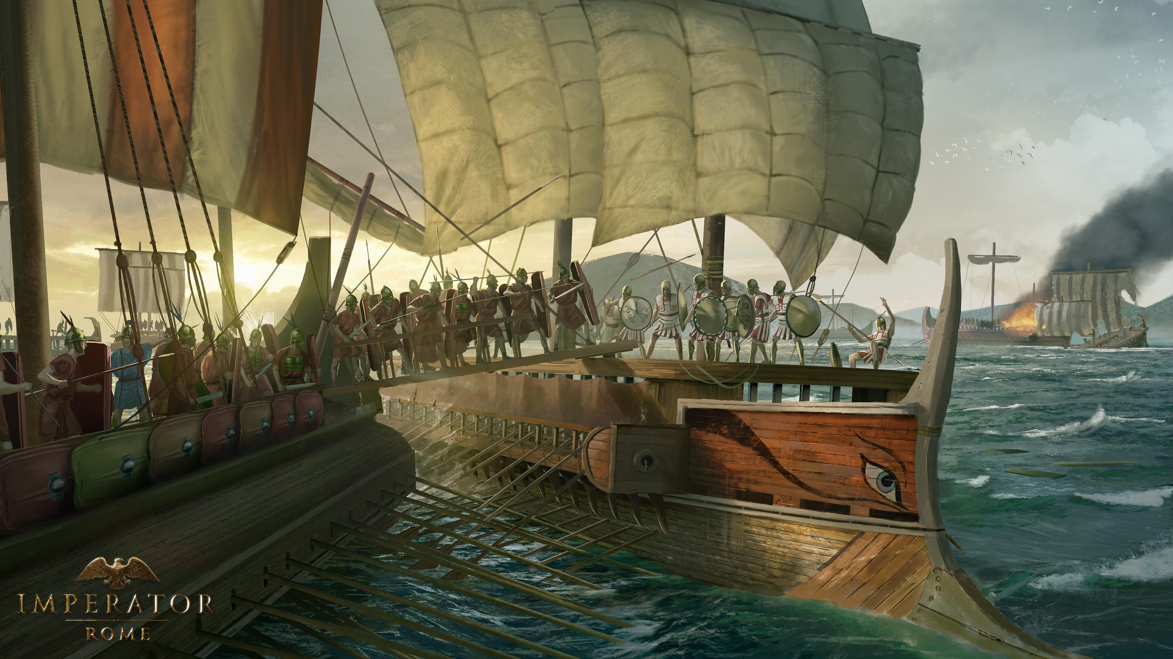 Imperator: Rome Video game