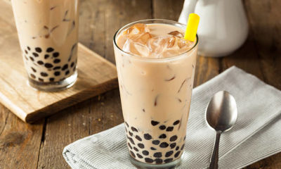 Bubble tea Drink
