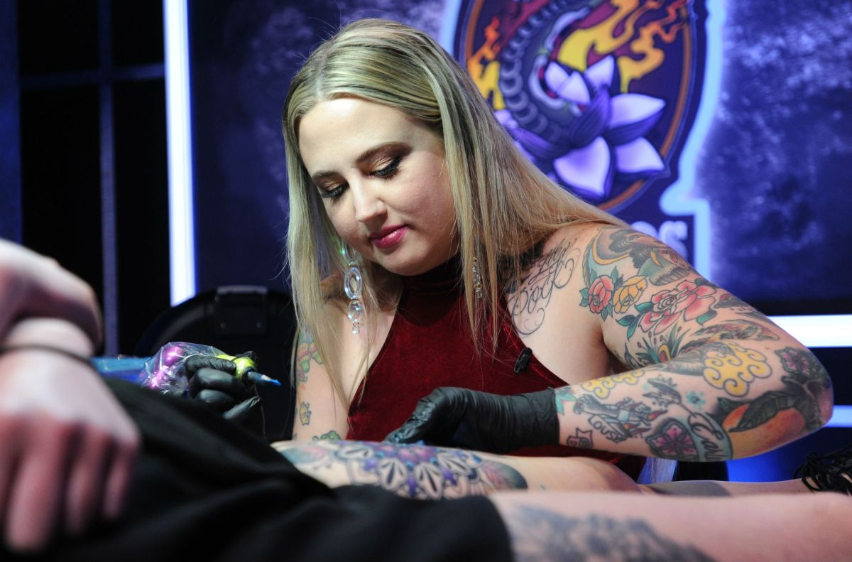 Ink Master Season 12 Episode 2