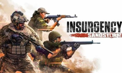 Insurgency: Sandstorm Video game