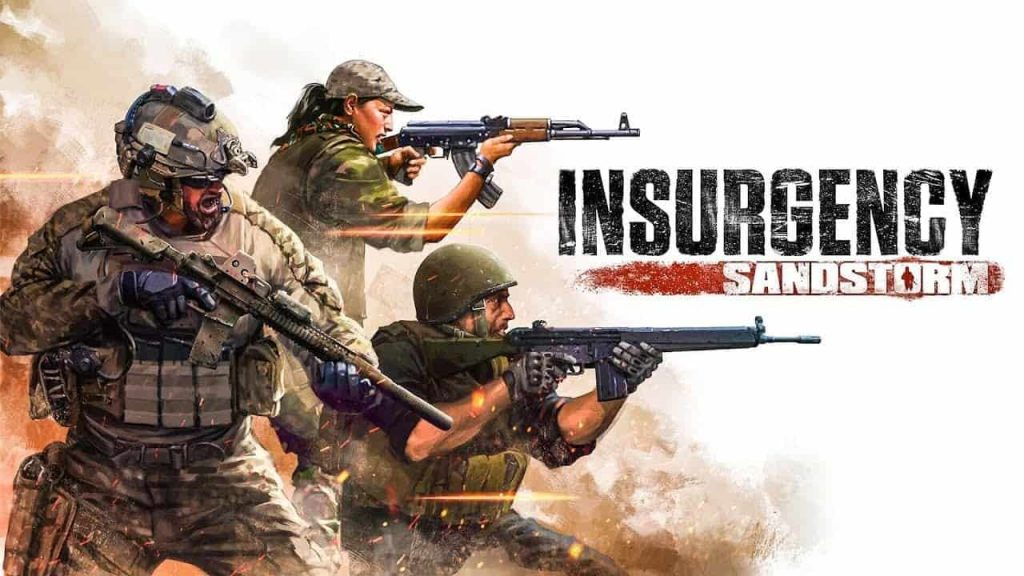Insurgency: Sandstorm Video game