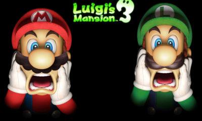 Luigi's Mansion 3 Video game