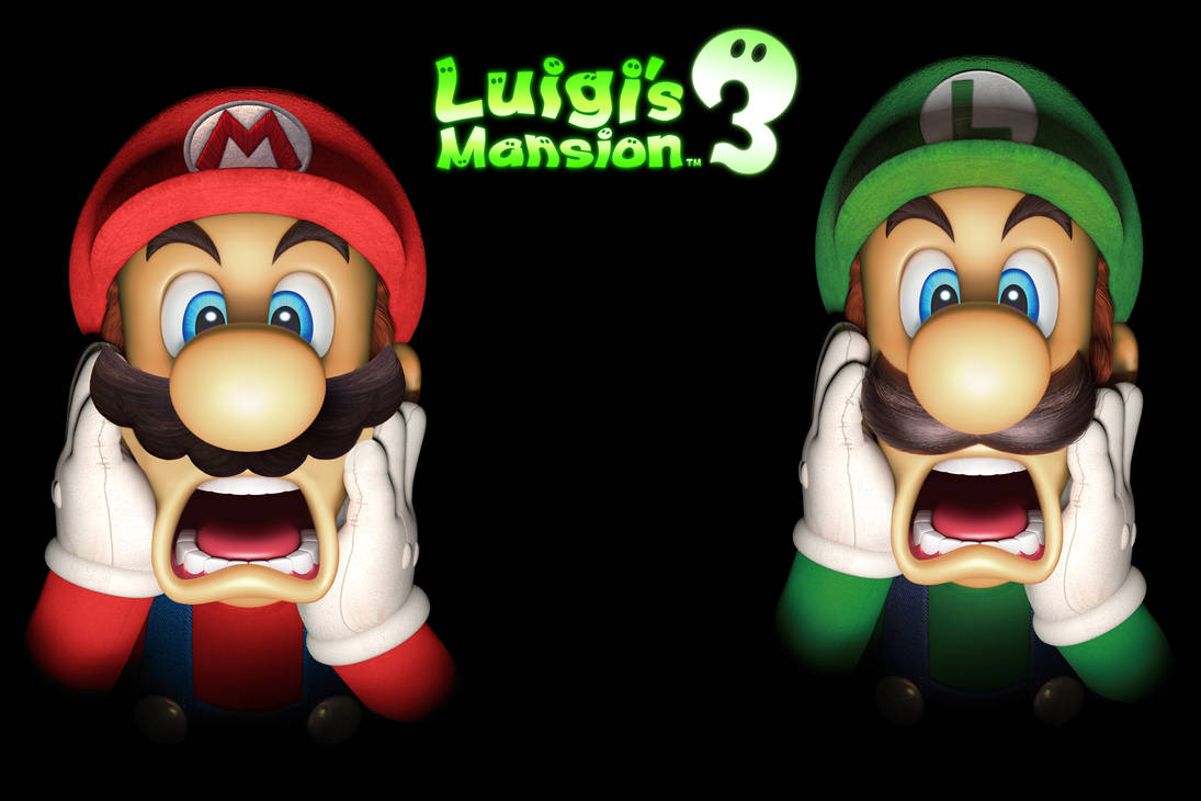 Luigi's Mansion 3 Video game