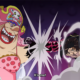 Monkey D. Luffy Fights Big Mom