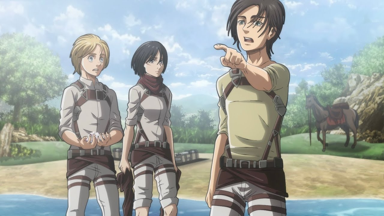 Attack on Titan Season 3 Episode 20